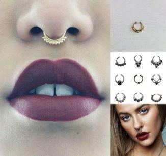 Piercing septo fake (3)